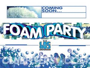 foam party by bos entertainment