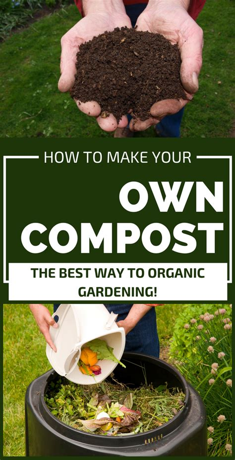 how to make your own compost the best way to organic gardening gardaholic net