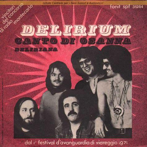 testi concorso d italia delirium biografia discografia canzoni testi