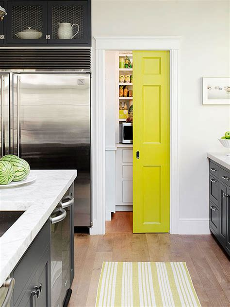 pantry pocket door creative pantry organizing ideas and solutions