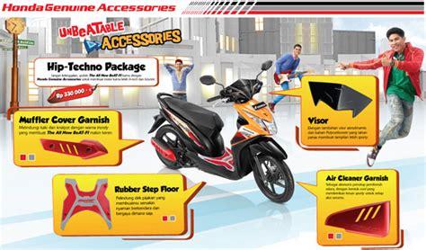 Air Cleaner Garnish Beat Fi aripitstop 187 accessories motor honda