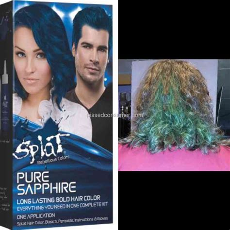 sapphire hair color 12 splat hair color sapphire hair dye reviews and