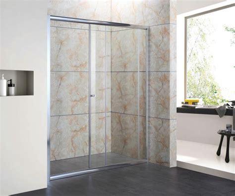 box doccia a un lato box doccia in cristallo 6mm trasparente 1 lato