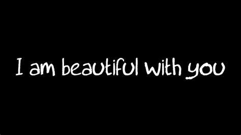 w lyrics hd halestorm beautiful with you w lyrics