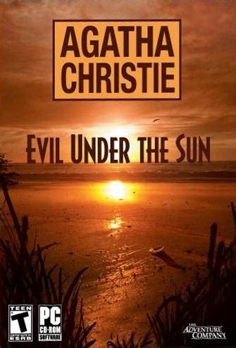 agatha christie evil under the sun for nintendo wii agatha christie evil under the sun game giant bomb