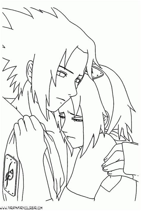 imagenes de sasuke y sakura para dibujar a lapiz dibujos de naruto y imagui
