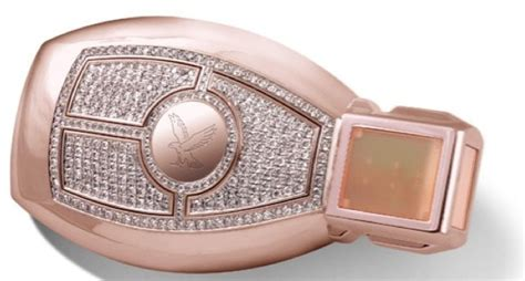 rose gold mercedes world s most expensive diamonds