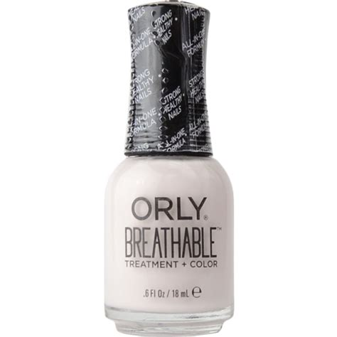 Sale Treatment Shine Orly Breathable 18ml orly breathable treatment colour light as a feather 18ml or909