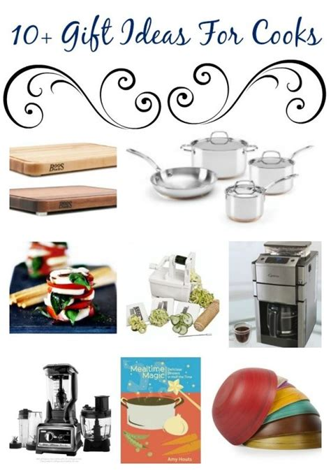 gift ideas for the kitchen cooks chefs hostesses etc