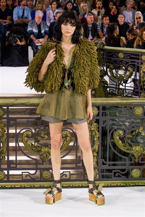 Galliano Fashion Week by Galliano At Fashion Week 2015 Livingly
