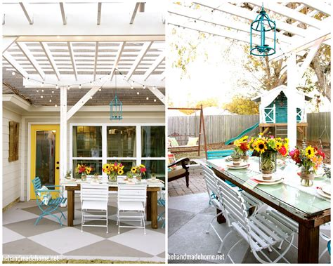 patio inspiration incorporating wood items into your design reality daydream