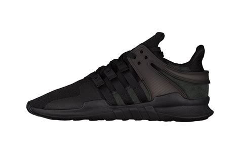 Adidas Eqt Support Adv Black White Premium Quality adidas eqt support adv black by9589 fastsole co uk