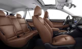 Subaru Outback Seats 2017 Subaru Outback Trim Levels Subaru Outback Interior