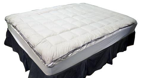 new luxury pillowtop mattress topper ebay
