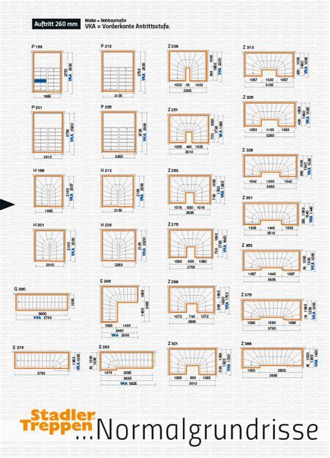 grundriss treppe der passende grundriss f 252 r ihre treppe ǀ stadler