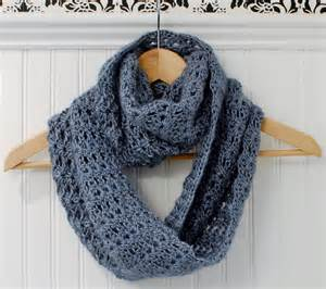 Crochet Infinity Scarves Crochet Pattern Mobius Infinity Scarf Wrap Includes