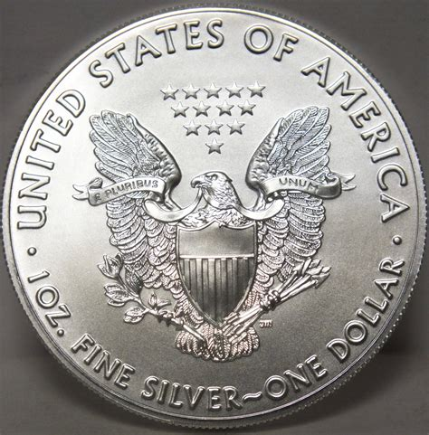 1 Oz Silver One Dollar - 2018 american silver eagle coin 1 oz 999 silver 1