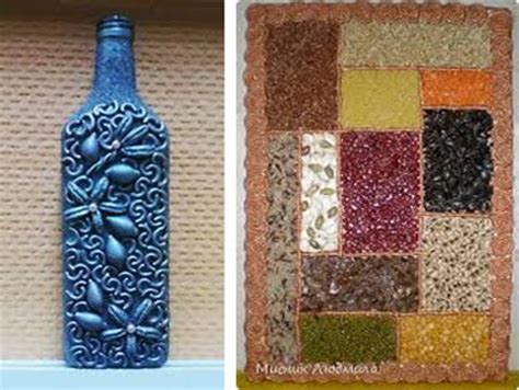 craft ideas for kitchen art and craft ideas to create unique kitchen decor