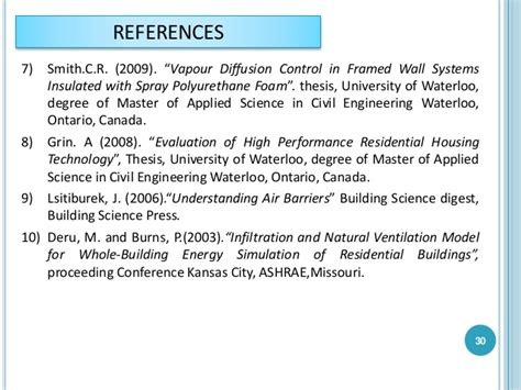Mba Programs In Ontario Requirements by Air Barrier Systems In Buildings