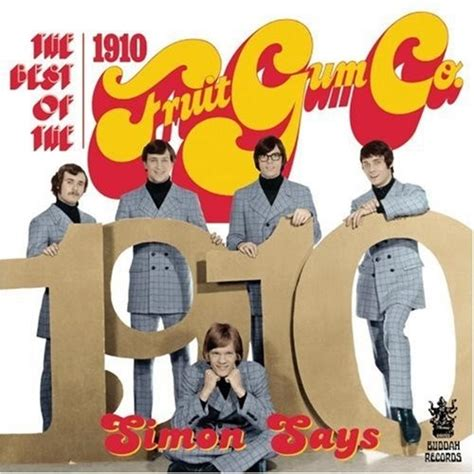 the best of simon the best of the 1910 fruitgum company simon says 1910
