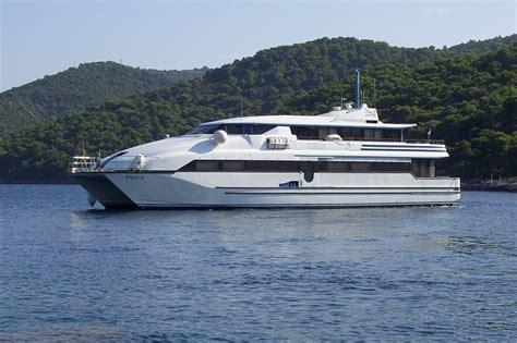 catamaran zadar to dugi otok bozava gt katamaran paula istrien kroatien photos und