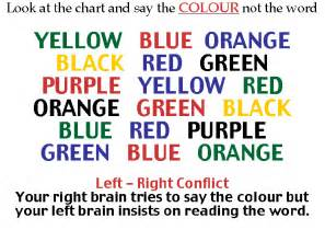 the color quiz color test