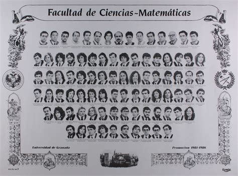 imagenes de matematicas universitarias orlas 50 aniversario matem 225 ticas