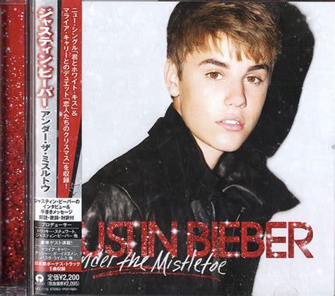 mistletoe justin bieber justin bieber under the mistletoe records lps vinyl and