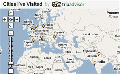 map where i ve been in the world maps mania where i ve been on maps