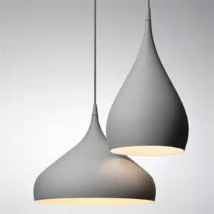 Spinning bh1 pendant light