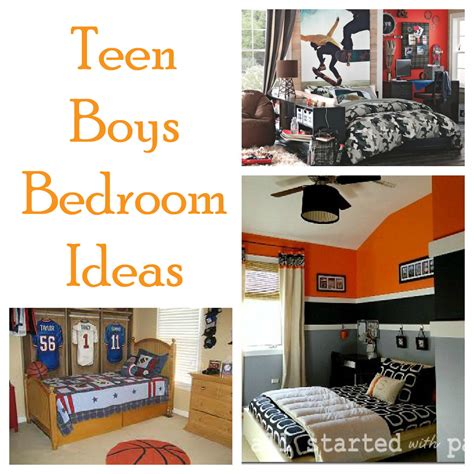 Teenage Guy Bedroom Ideas | teen boy bedroom ideas second chance to dream