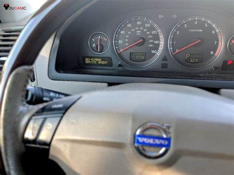volvo srs airbag service urgent troubleshooting guide