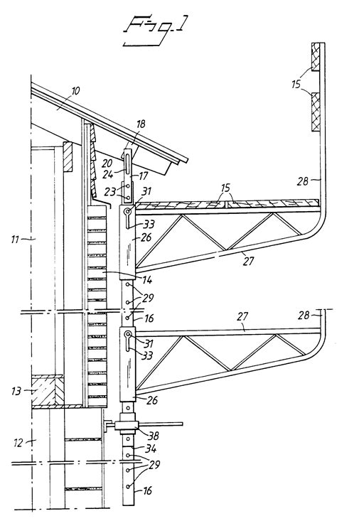 scaffold parts diagram diagrams of scaffolding pictures to pin on