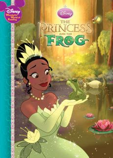 The Princess And The Frog Disney S Wonderful World Of The Princess Frog Book