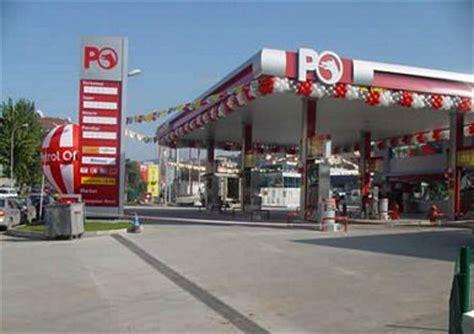 petrol ofisi gas stations  yapi