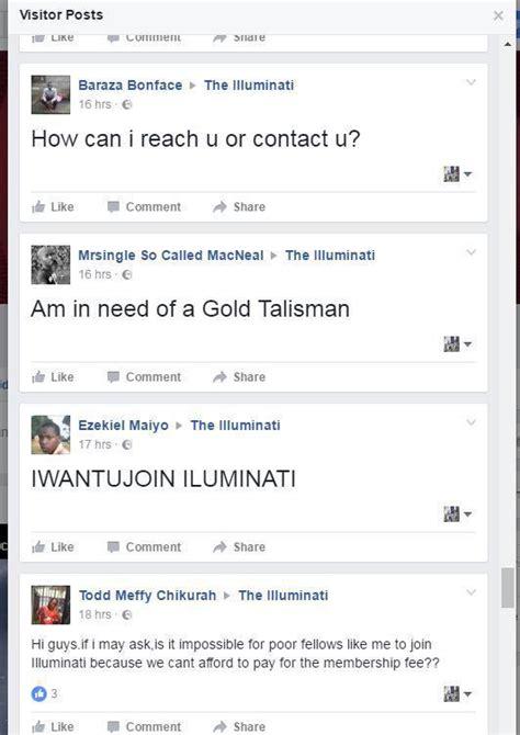 membuat web berita berita tergempar kumpulan illuminati mula membuat website