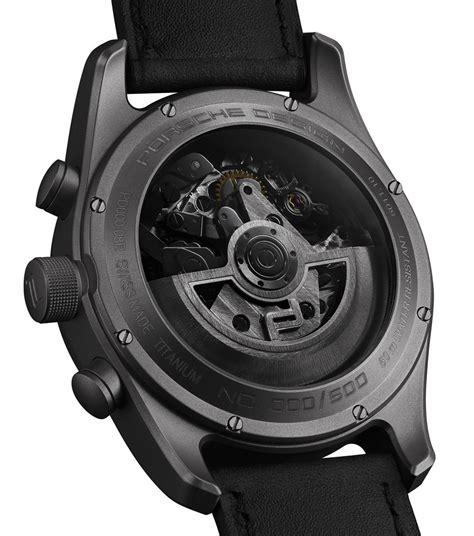 who makes porsche watches new porsche design watches make a bauhaus in your soul