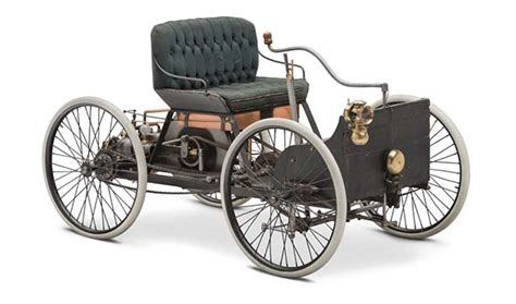 first car ever made by henry henry ford built his first car 117 years ago today power