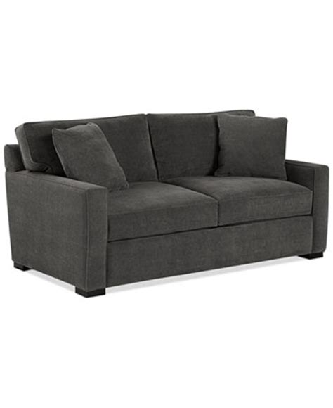 Sleeper Sofa Macys Radley Fabric Sleeper Sofa Bed Furniture Macy S