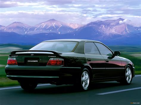 Toyota Chaser Wallpaper Wallpapers Of Toyota Chaser Tourer S Jzx100 1998 2001