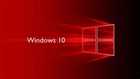 wallpaper windows 10 redstone первая redstone 4 сборка может быть выпущена уже на