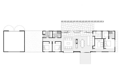long house plans trentham long house has old world charm in a modern package