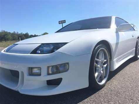 nissan 300zx twin turbo jdm 1991 nissan twin turbo 300z fairlady z jdm 1 owner fl car