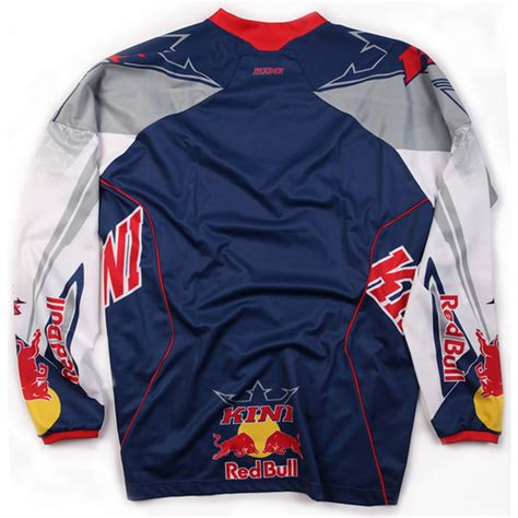 kini motocross gear kini red bull competition race shirt motocross jersey