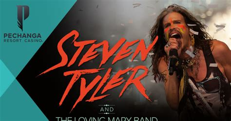 Pechanga Gift Giveaway - steven tyler and the loving mary band in temecula at pechanga