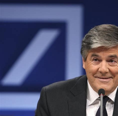 deutsche bank bilanz vorlage der bilanz josef ackermann umarmt seine kritiker