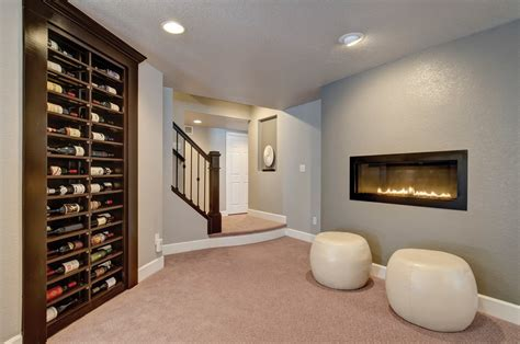 Finished Basement Decorating Ideas Tremendous Finished Basements Decorating Ideas