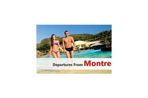 all inclusive travel deals from montreal