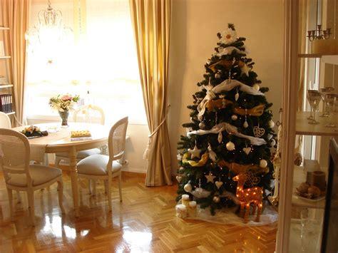 arboles de navidad decorados decorar tu casa es