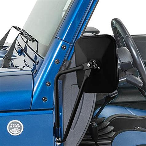 doorless jeep mirrors doors mirrors 4 215 4 doorless mirrors for jeep wrangler